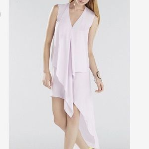 BCBG MAXAZRIA - Lilac dress